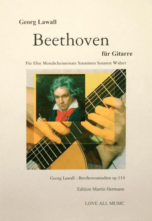 Georg Lawall, Beethovenbuch
