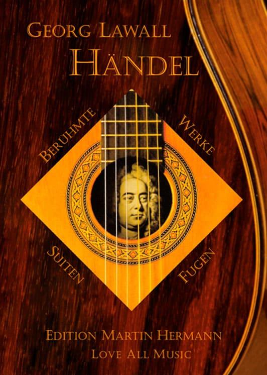 Georg Lawall, Händelbuch