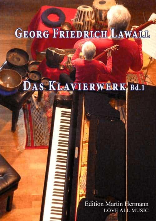 Georg Lawall, Klavierbuch