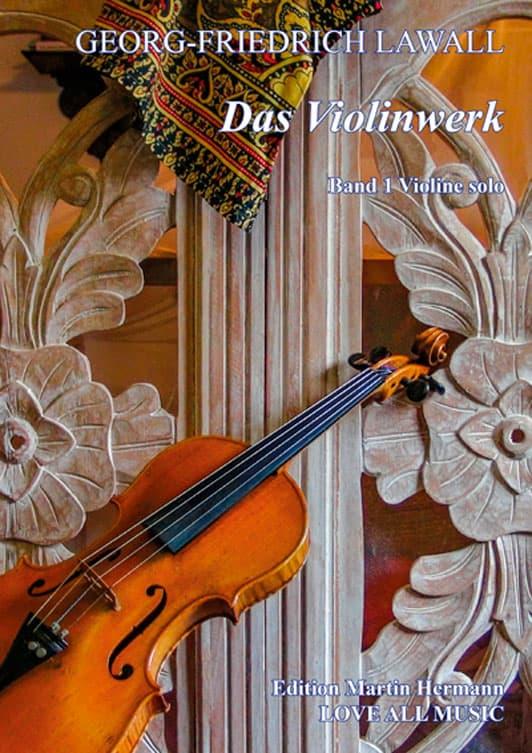 Lawall, Violinbuch