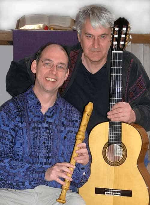Martin Hermann und Georg Lawall