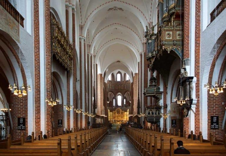 Dom von Roskilde, Dänemark