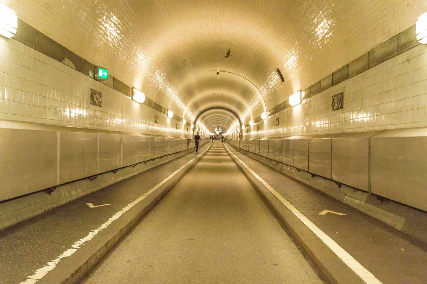 Alter Elbetunnel