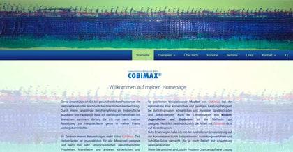 Startseite Homepage Cobimax