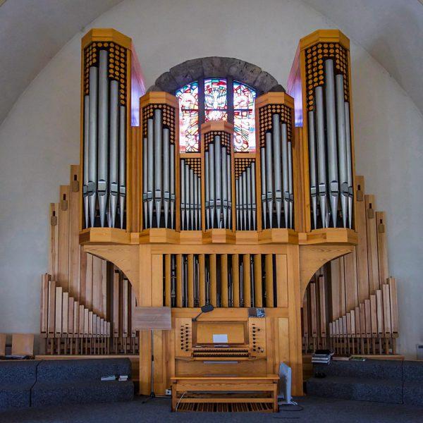 Orgel Weilheim an der Teck St. Franziskus